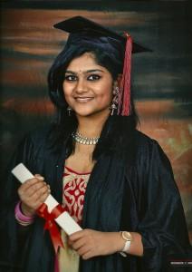 OEBL Graduation Student