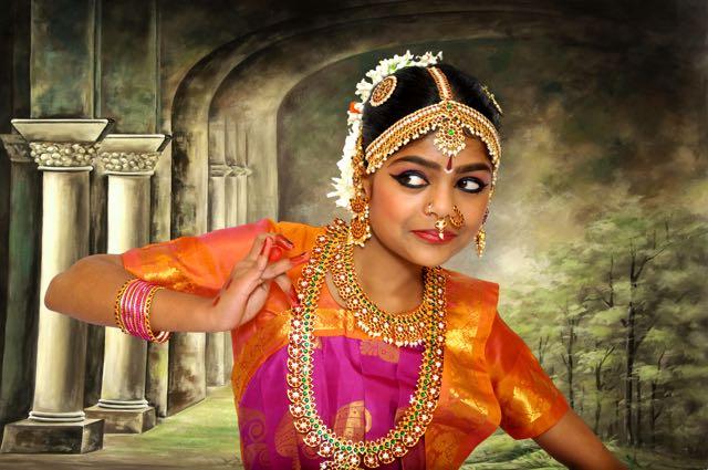 Bharathanatyam - moods
