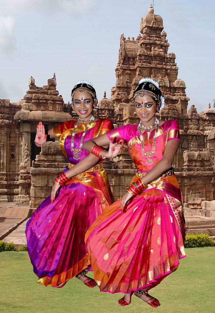 Traditional Bharathanatyam
