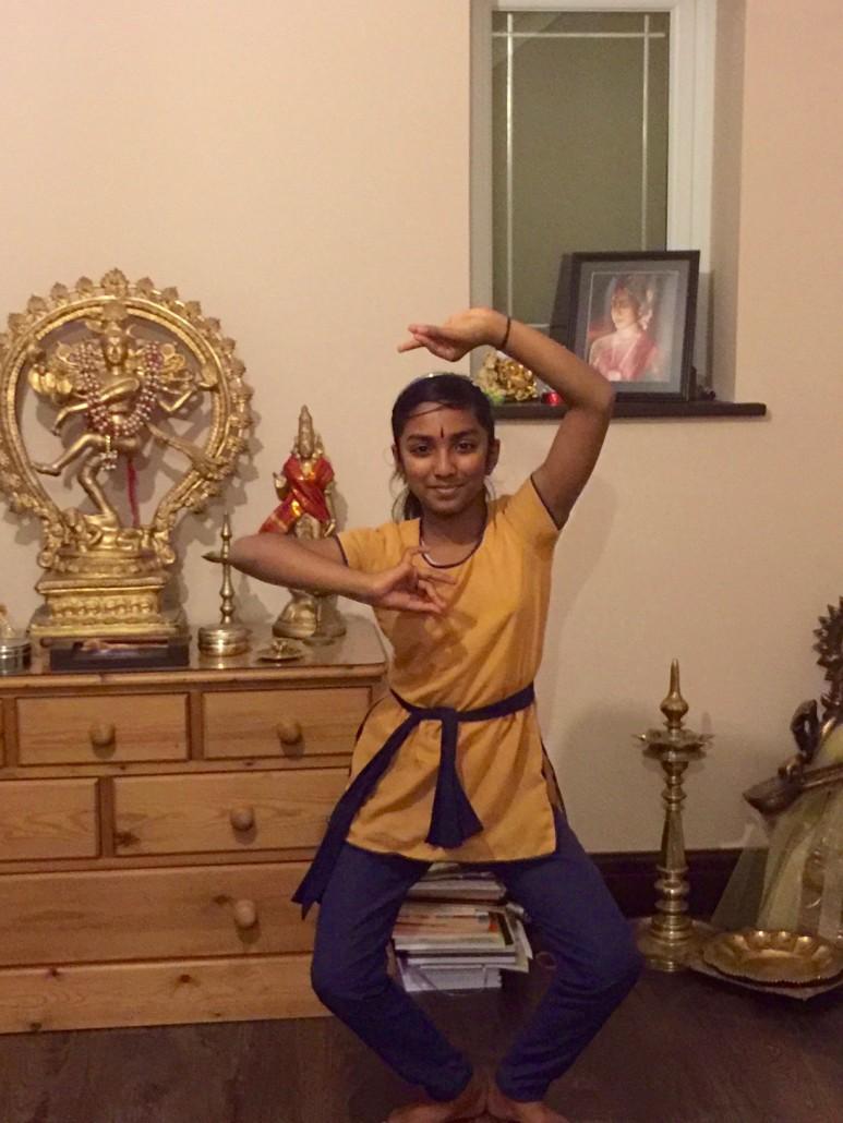 Bharatanatyam Uniform